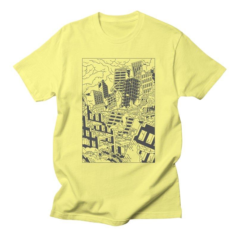 Loppu! Design #8 Men's T-Shirt by Mikko Saarainen's Artist Shop