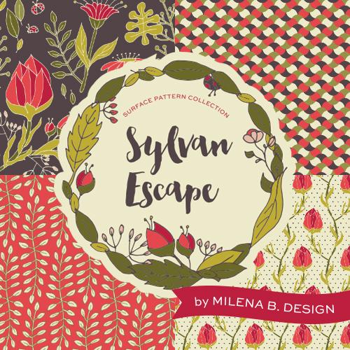 Sylvan-Escape-Surface-Pattern-Collection