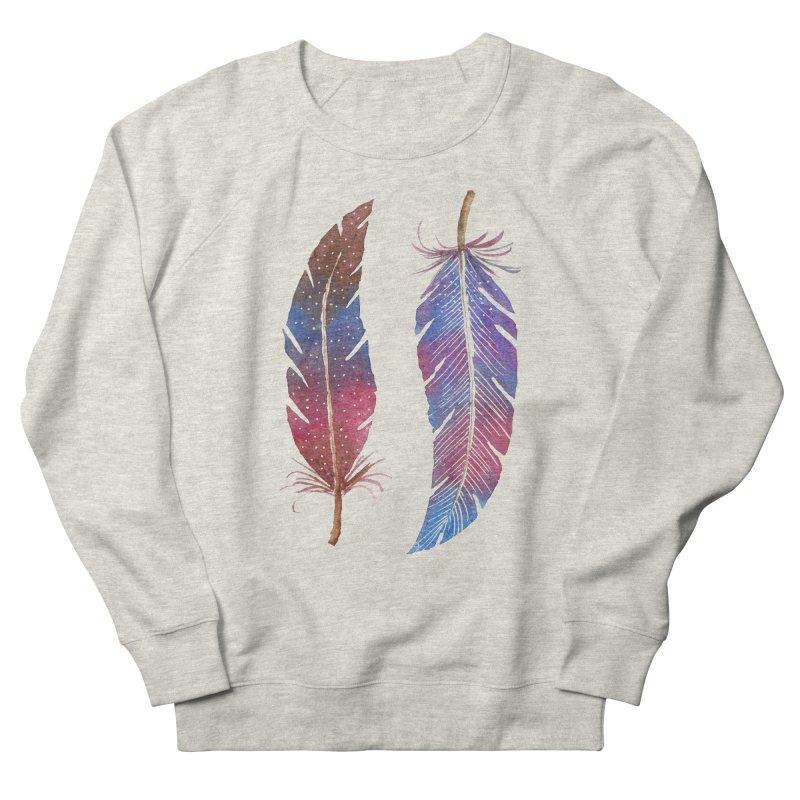 Feathers Men's Sweatshirt by milenabdesign's Artist Shop