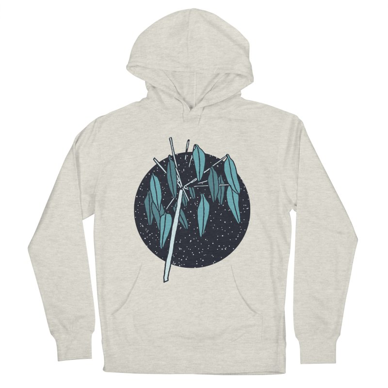 Love Seeds Men's French Terry Pullover Hoody by milenabdesign's Artist Shop