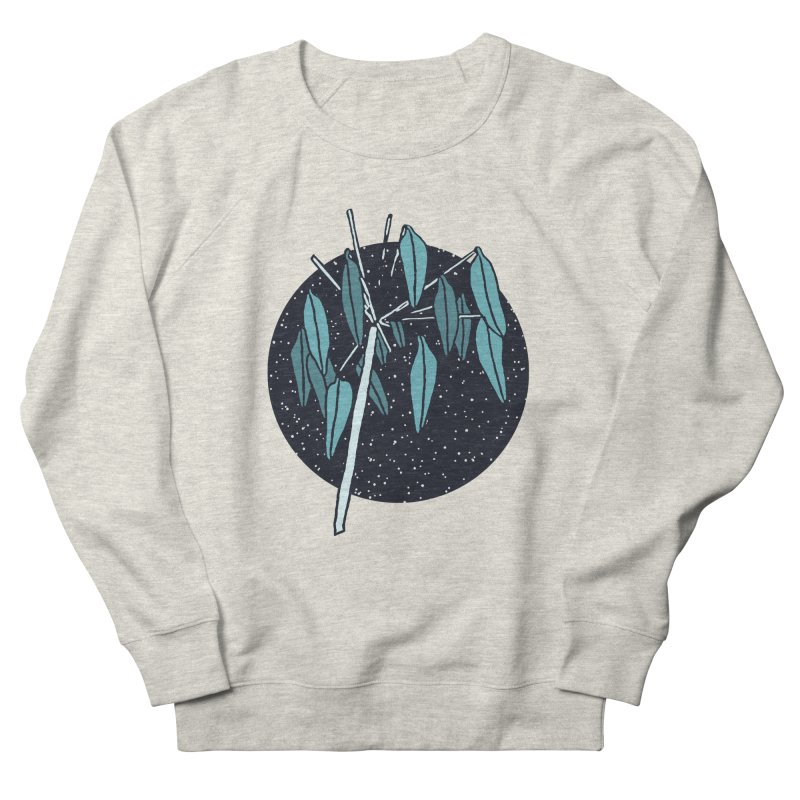 Love Seeds Women's French Terry Sweatshirt by milenabdesign's Artist Shop