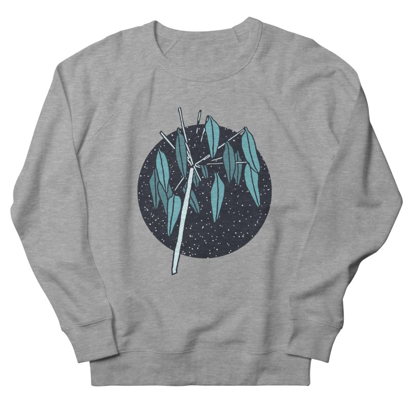 Love Seeds Men's French Terry Sweatshirt by milenabdesign's Artist Shop