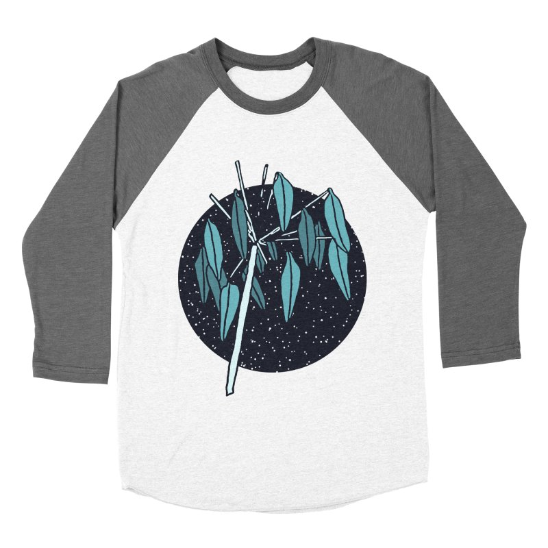 Love Seeds Men's Baseball Triblend Longsleeve T-Shirt by milenabdesign's Artist Shop