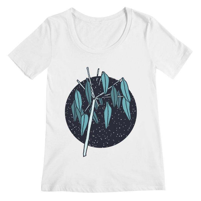 Love Seeds Women's Regular Scoop Neck by milenabdesign's Artist Shop