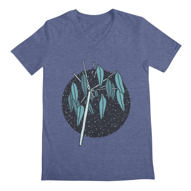 Love Seeds Men's Regular V-Neck by milenabdesign's Artist Shop