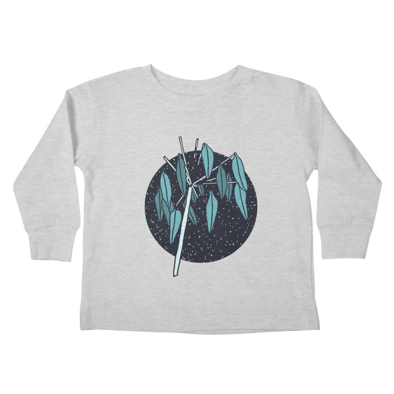 Love Seeds Kids Toddler Longsleeve T-Shirt by milenabdesign's Artist Shop