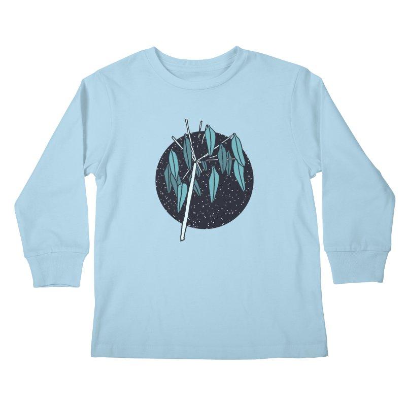 Love Seeds Kids Longsleeve T-Shirt by milenabdesign's Artist Shop