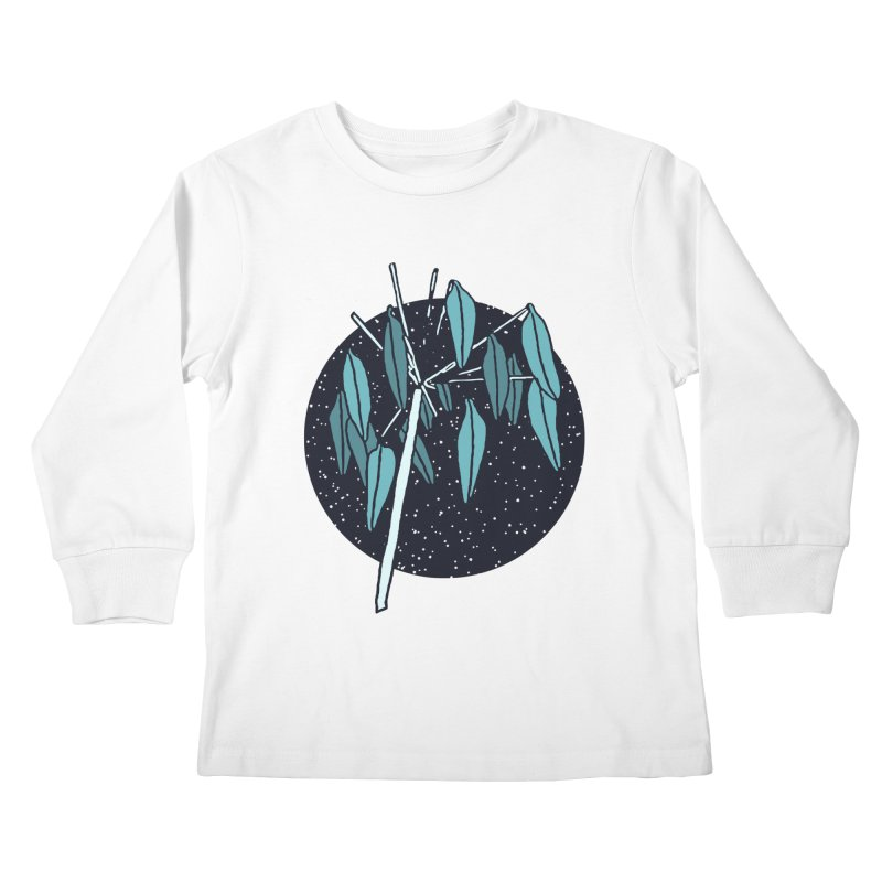 Love Seeds Kids Longsleeve T-Shirt by milenabdesign's Artist Shop