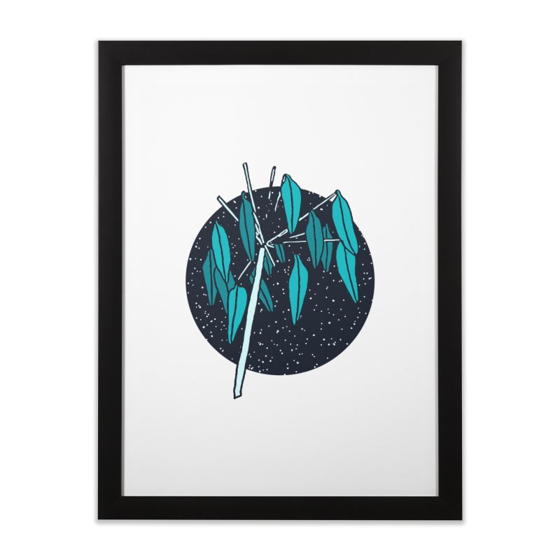 Love Seeds Home Framed Fine Art Print by milenabdesign's Artist Shop