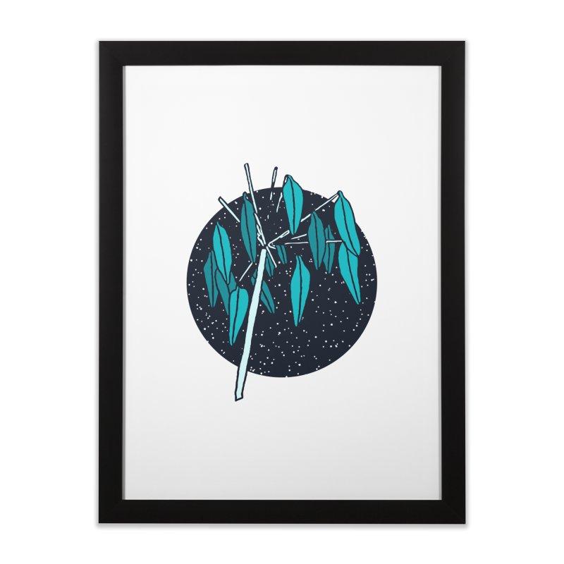 Love Seeds Home Framed Fine Art Print by milenabdesign's Artist Shop