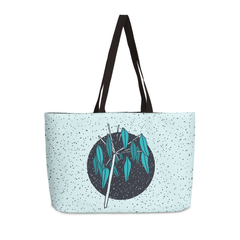 Love Seeds Accessories Bag by milenabdesign's Artist Shop