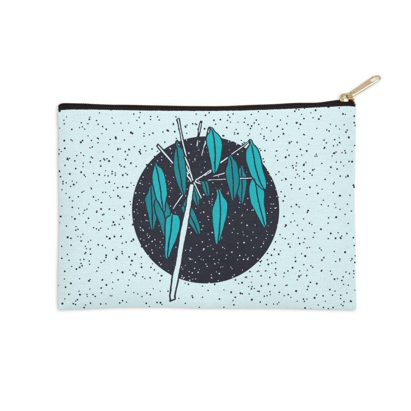 Love Seeds Accessories Zip Pouch by milenabdesign's Artist Shop
