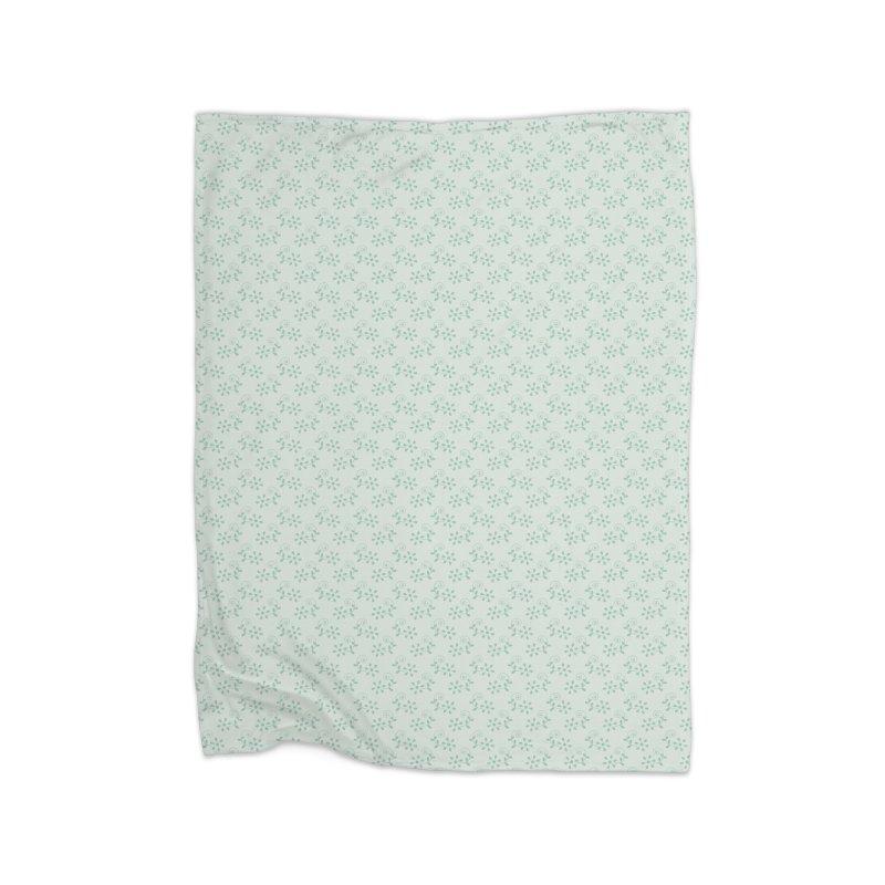 Paisley Breeze Home Blanket by milenabdesign's Artist Shop
