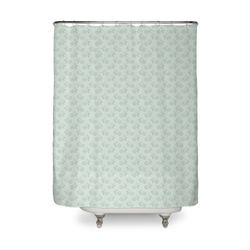 Paisley Breeze Home Shower Curtain by milenabdesign's Artist Shop