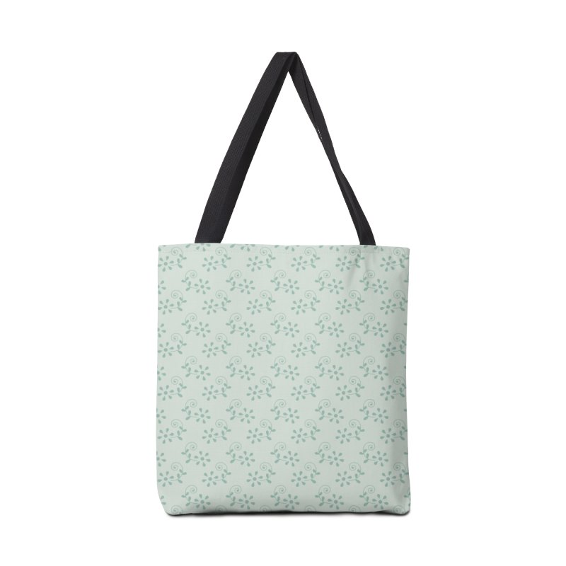 Paisley Breeze Accessories Tote Bag Bag by milenabdesign's Artist Shop