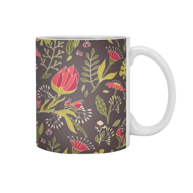 Sylvan Escape - Theme Accessories Mug by milenabdesign's Artist Shop