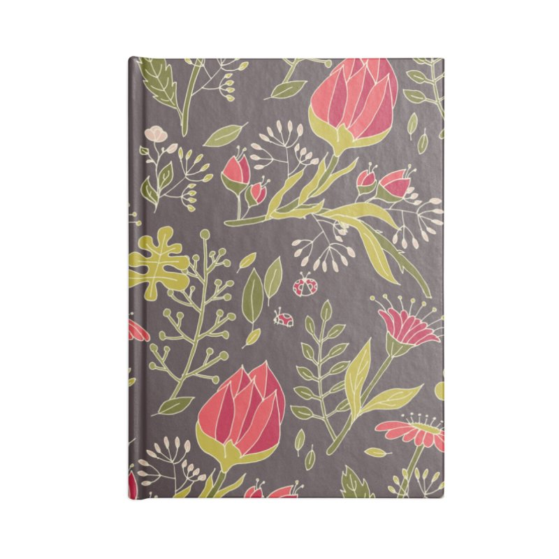 Sylvan Escape - Theme Accessories Blank Journal Notebook by milenabdesign's Artist Shop