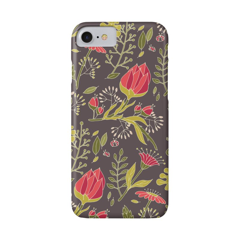 Sylvan Escape - Theme Accessories Phone Case by milenabdesign's Artist Shop