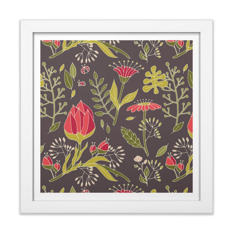 Sylvan Escape - Theme Home Framed Fine Art Print by milenabdesign's Artist Shop