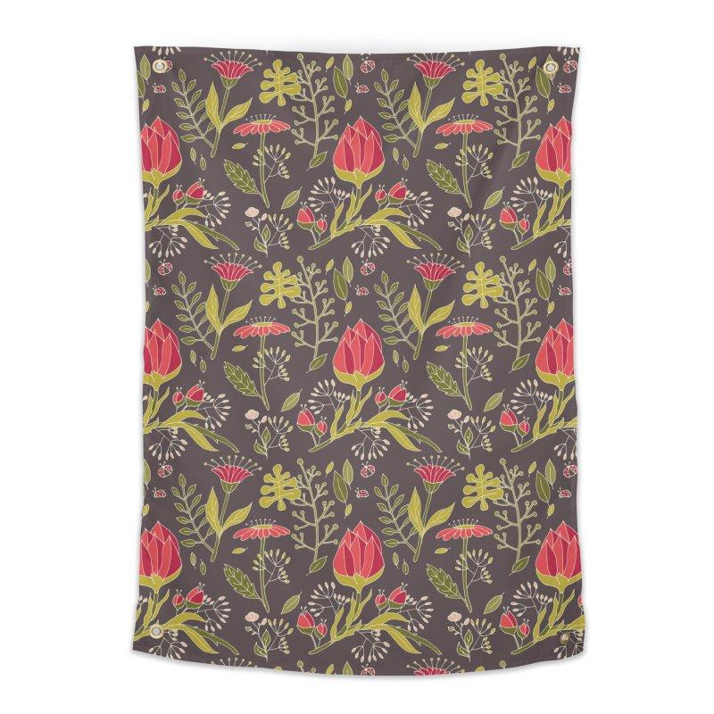 Sylvan Escape - Theme Home Tapestry by milenabdesign's Artist Shop