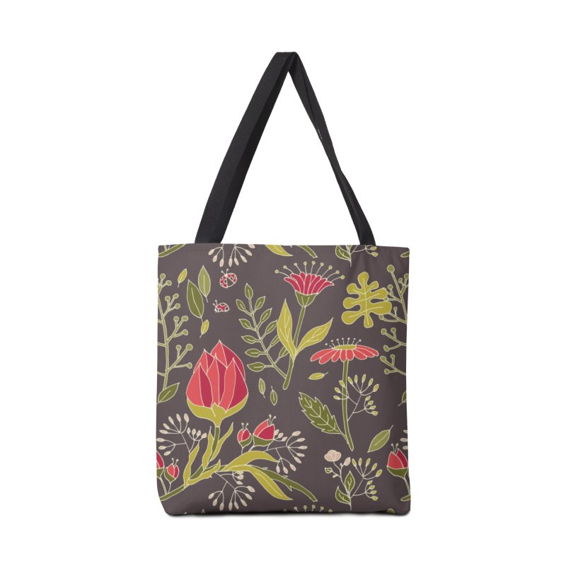 Sylvan Escape - Theme Accessories Tote Bag Bag by milenabdesign's Artist Shop