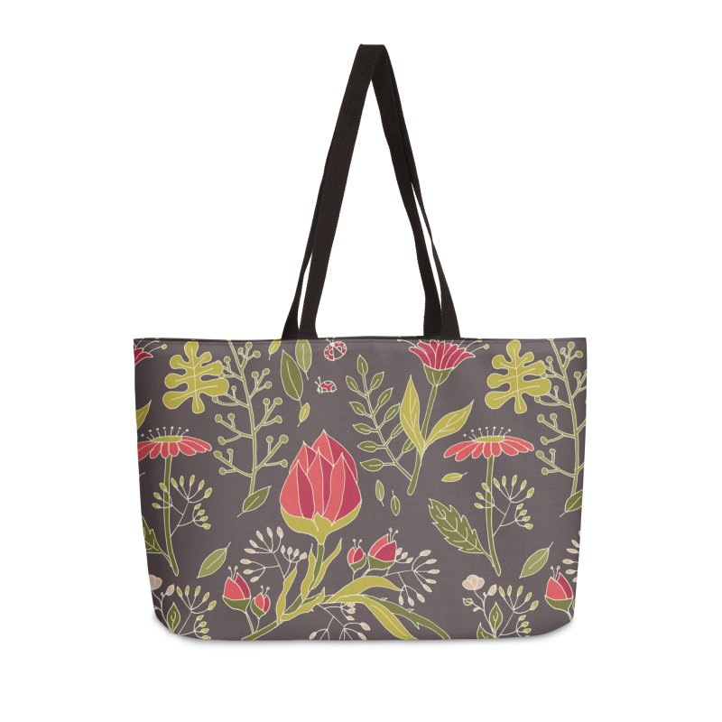 Sylvan Escape - Theme Accessories Weekender Bag Bag by milenabdesign's Artist Shop