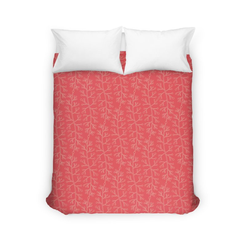 Sylvan Whisper Home Duvet by milenabdesign's Artist Shop