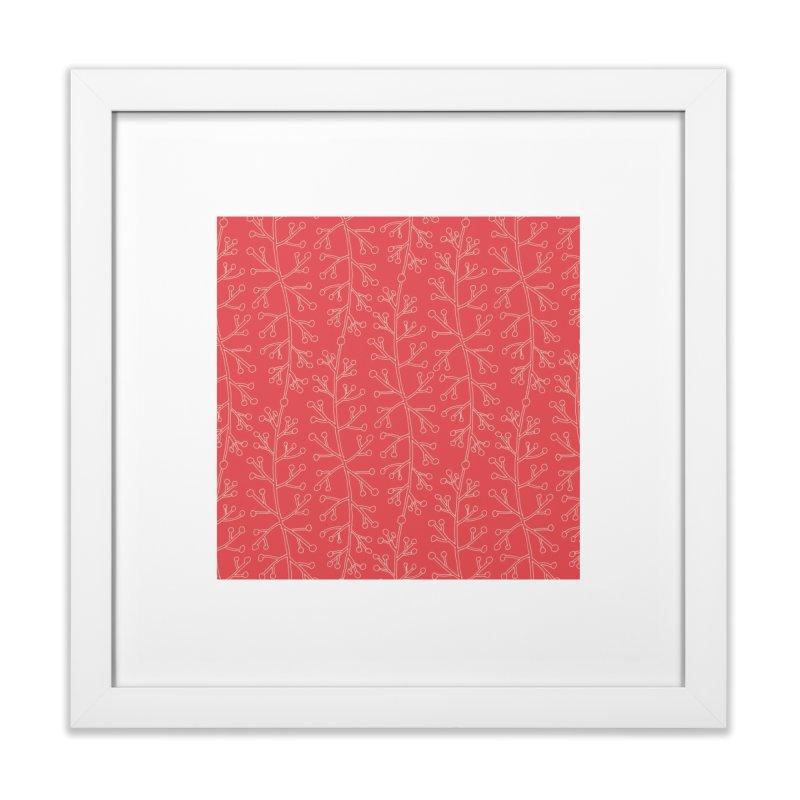 Sylvan Whisper Home Framed Fine Art Print by milenabdesign's Artist Shop