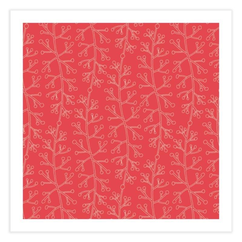 Sylvan Whisper Home Fine Art Print by milenabdesign's Artist Shop