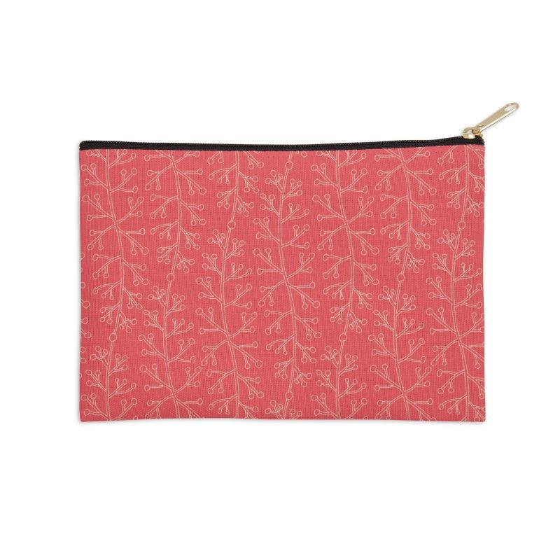 Sylvan Whisper Accessories Zip Pouch by milenabdesign's Artist Shop