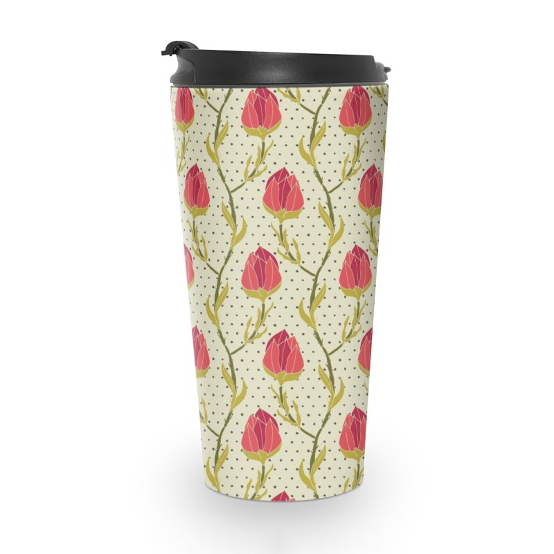 Sylvan Chains Accessories Travel Mug by milenabdesign's Artist Shop