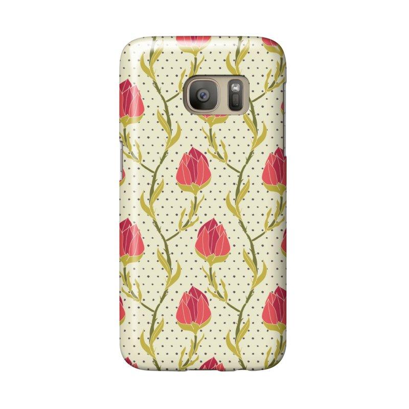 Sylvan Chains Accessories Phone Case by milenabdesign's Artist Shop