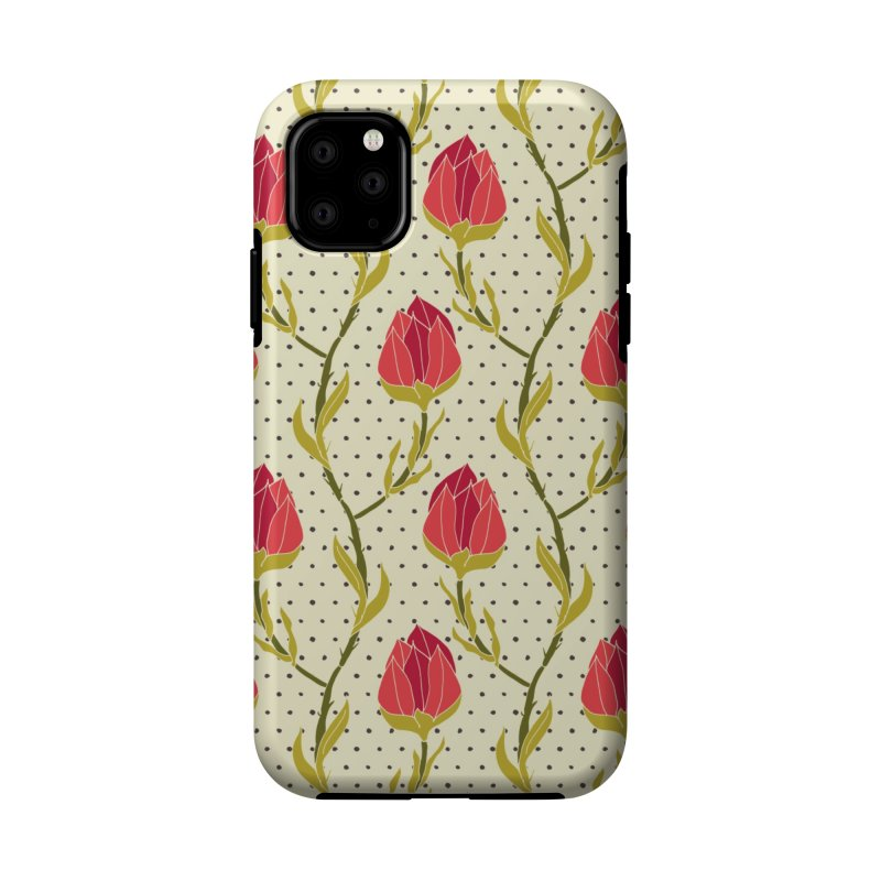 Sylvan Chains Accessories Phone Case by milenabdesign's Artist Shop