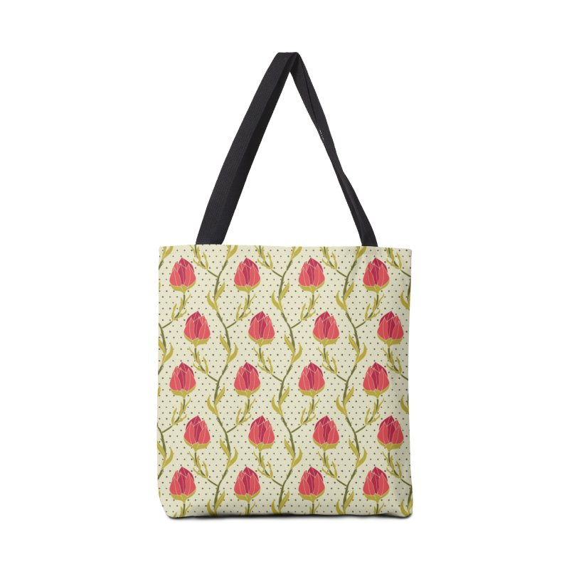 Sylvan Chains Accessories Tote Bag Bag by milenabdesign's Artist Shop