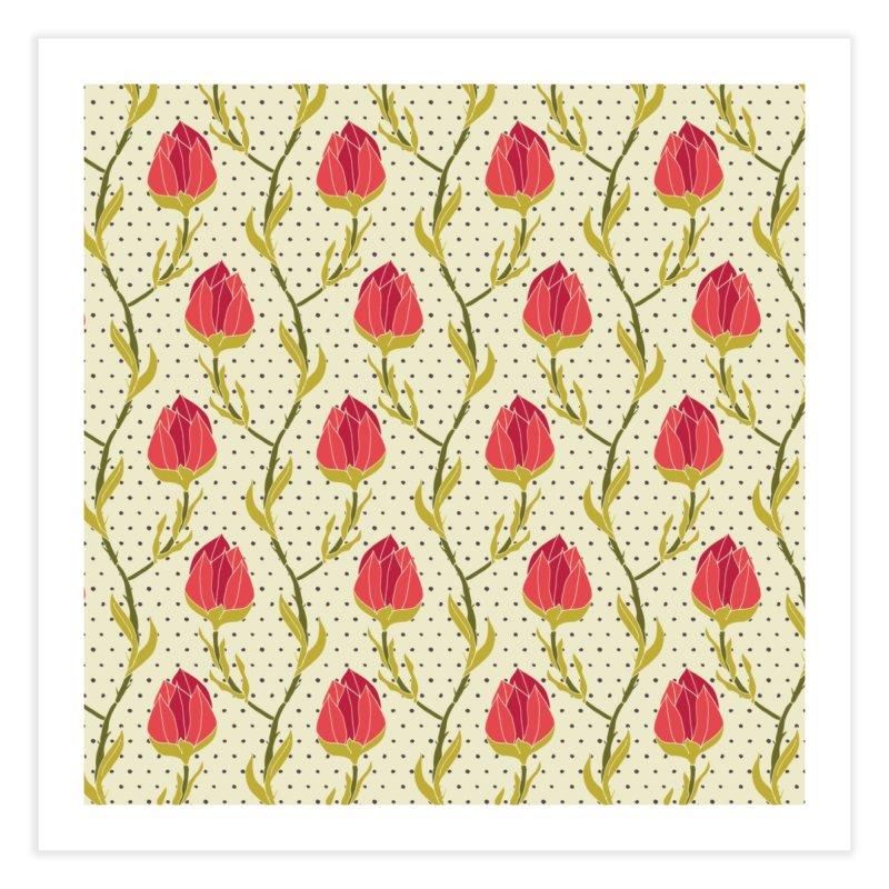 Sylvan Chains Home Fine Art Print by milenabdesign's Artist Shop