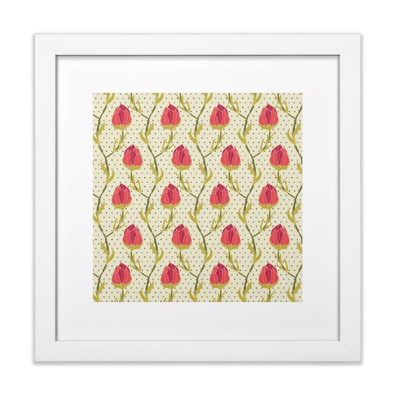 Sylvan Chains Home Framed Fine Art Print by milenabdesign's Artist Shop