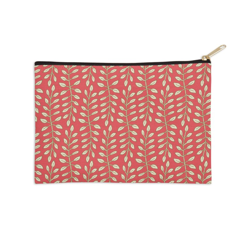 Sylvan Folly-age Accessories Zip Pouch by milenabdesign's Artist Shop
