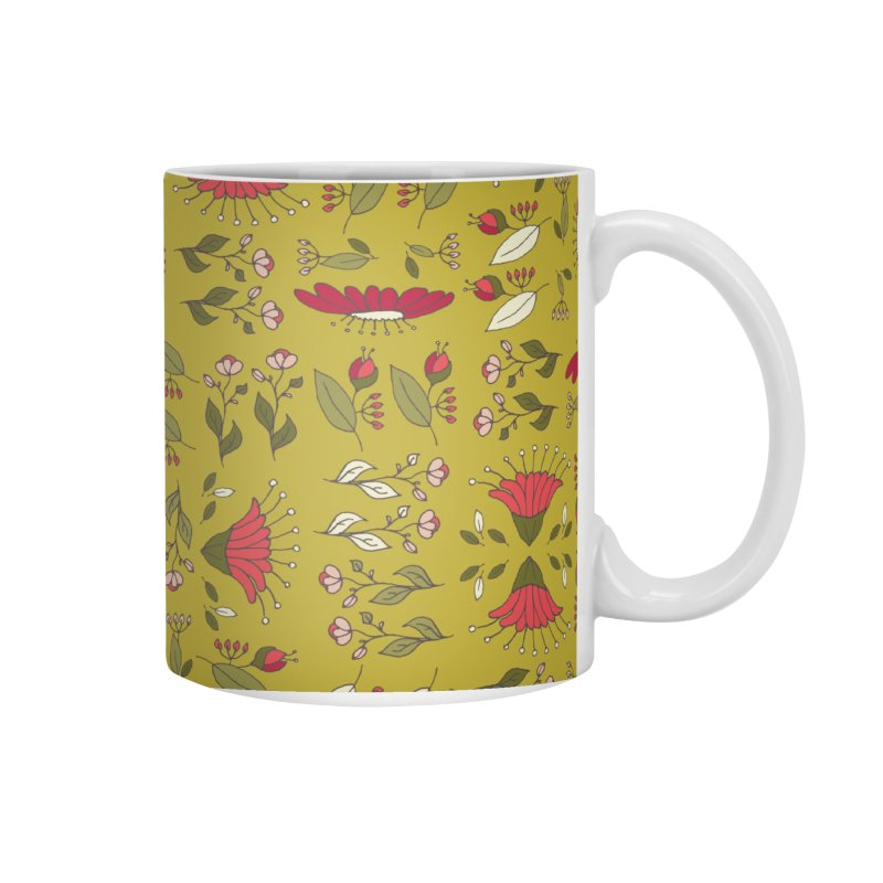 Sylvan Army Accessories Mug by milenabdesign's Artist Shop