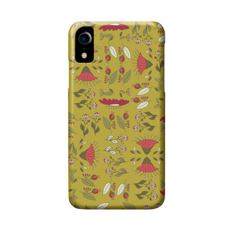 Sylvan Army Accessories Phone Case by milenabdesign's Artist Shop