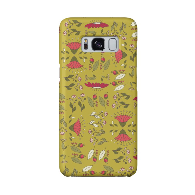 Sylvan Army Accessories Phone Case by milenabdesign's Artist Shop