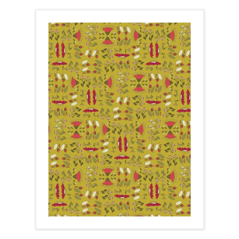 Sylvan Army Home Fine Art Print by milenabdesign's Artist Shop