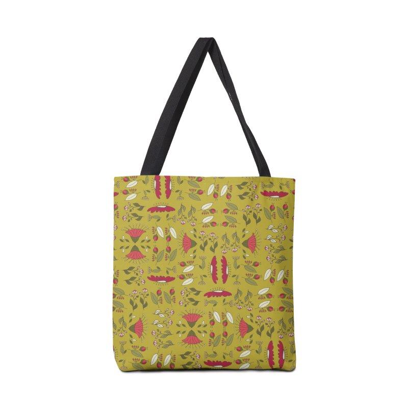 Sylvan Army Accessories Bag by milenabdesign's Artist Shop