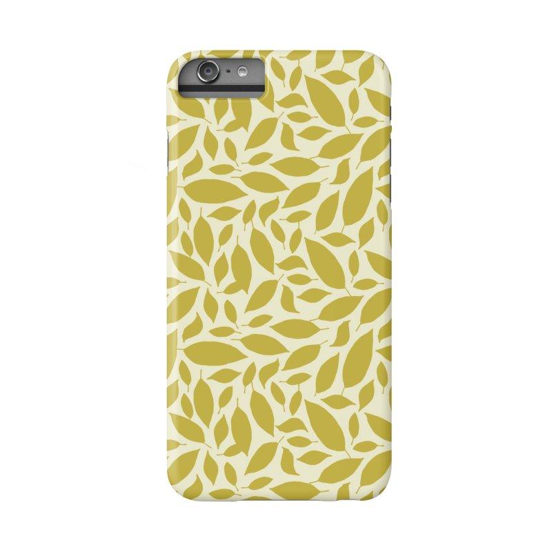 Sylvan Gold Accessories Phone Case by milenabdesign's Artist Shop