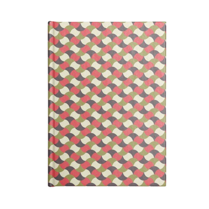 Sylvan Braided Accessories Notebook by milenabdesign's Artist Shop