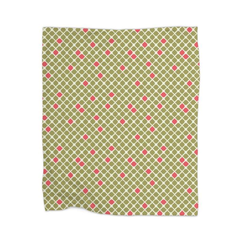 Sylvan 1967 Home Blanket by milenabdesign's Artist Shop