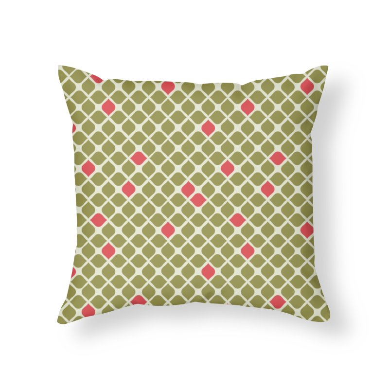 Sylvan 1967 Home Throw Pillow by milenabdesign's Artist Shop