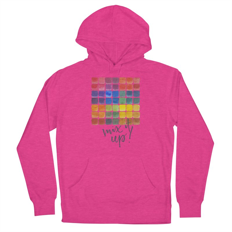 Mix it Up! - Mixing Chart Men's Pullover Hoody by milenabdesign's Artist Shop
