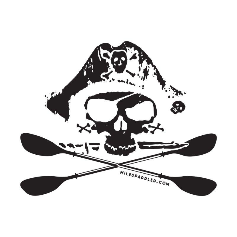 Miles Paddled Dark Logo Women's Tank by Miles Paddled
