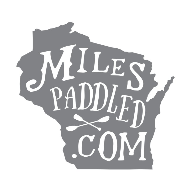 Miles Paddled Wisco Kids Light Kids T-Shirt by Miles Paddled