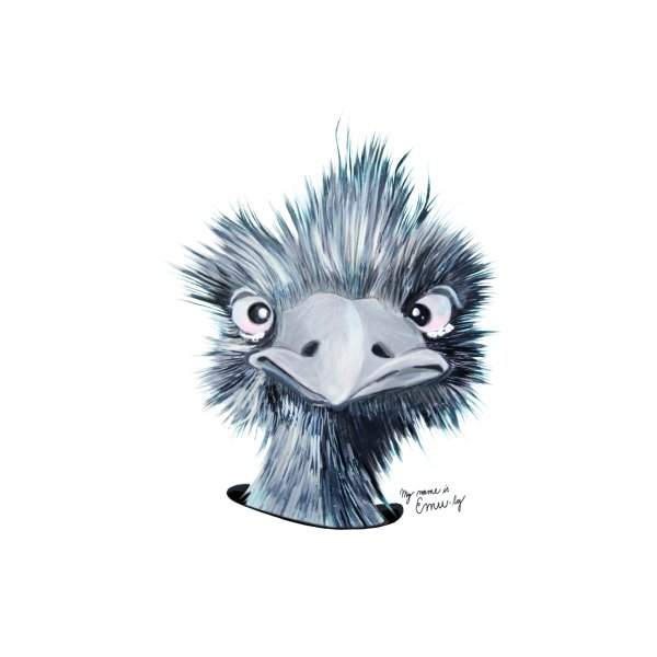 image for My name is Emu-ly